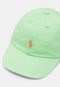 Polo Ralph Lauren - APPAREL ACCESSORIES UNISEX - Lippalakki - golf green - 3