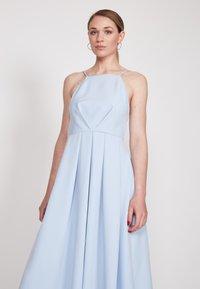 True Violet - STRAPPY SKATER - Cocktail dress / Party dress - light blue - 3