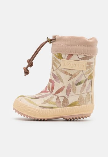 THERMO - Stivali di gomma - beige