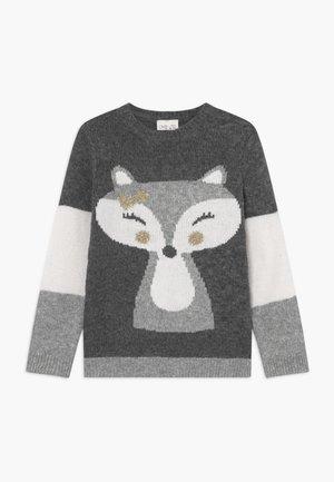 FOX - Trui - grey