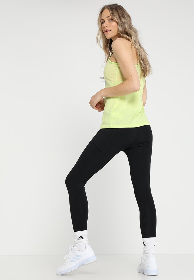 adidas Performance CLUB - Leggings - black 7PFQC