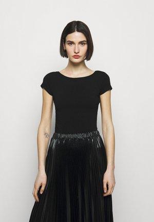 DANZANTE - Print T-shirt - black