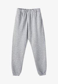 PULL&BEAR - Pantalon de survêtement - light grey - 5