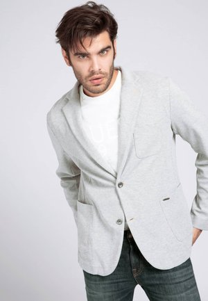 Blazer jacket - hellgrau