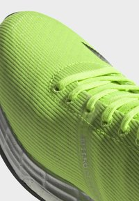 adidas Performance - ADIZERO BOSTON 8 SHOES - Competition running shoes - green - 7