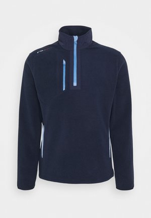 LONG SLEEVE - Sweat polaire - french navy