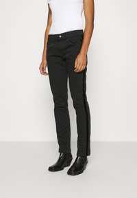 Replay - ROXEL - Relaxed fit jeans - black - 0