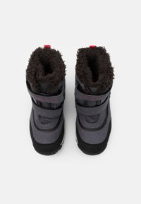 Timberland - CHILLBERG - Winter boots - mid grey/red - 3
