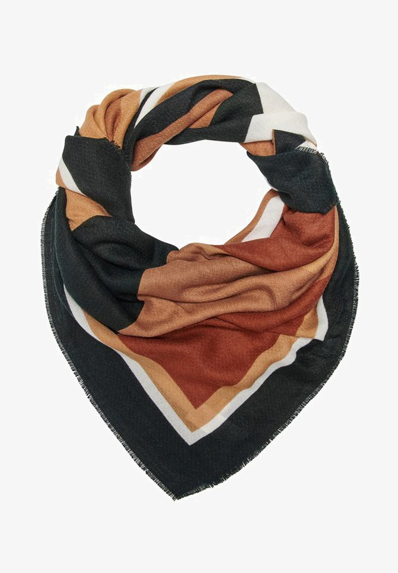 ONLY - Foulard - tobacco brown