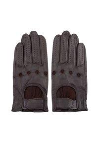 Wittchen - Gloves - dunkelbraun - 2