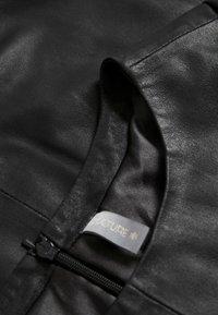 Culture - CULTURE CUALINA  - Shift dress - black - 7