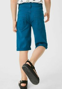 C&A - Denim shorts - blue - 1
