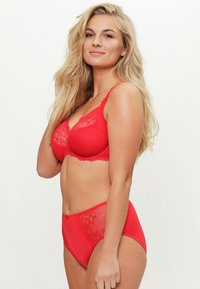 LingaDore - BH DAILY - Beugel BH - red - 1