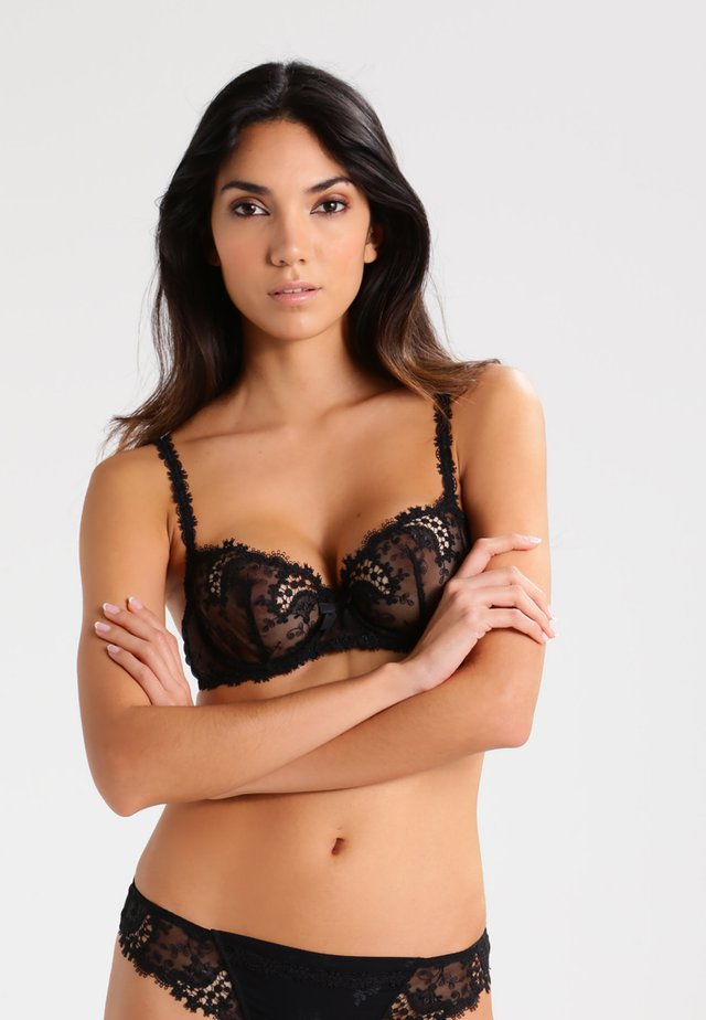 WISH HALBSCHALE - Underwired bra - schwarz