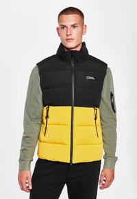 National Geographic - Waistcoat - lemon chrome - 0