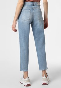 Cambio - Straight leg jeans - bleached - 1