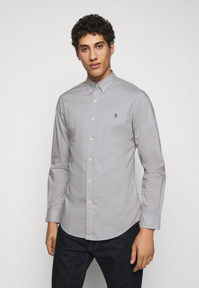 NATURAL - Shirt - channel grey