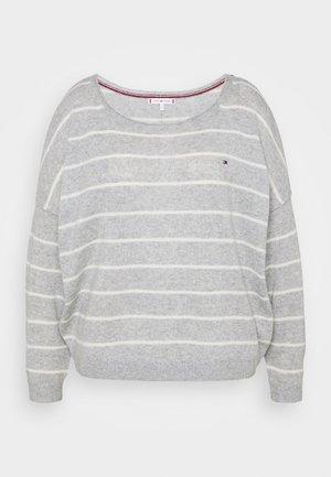 Jumper - light grey/ecru
