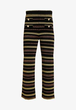 MAGIC PANT - Leggings - Trousers - black