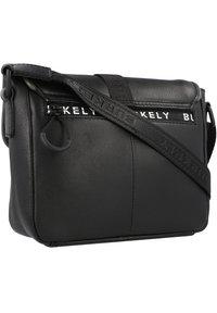 Burkely - REBEL REESE  - Across body bag - black - 1