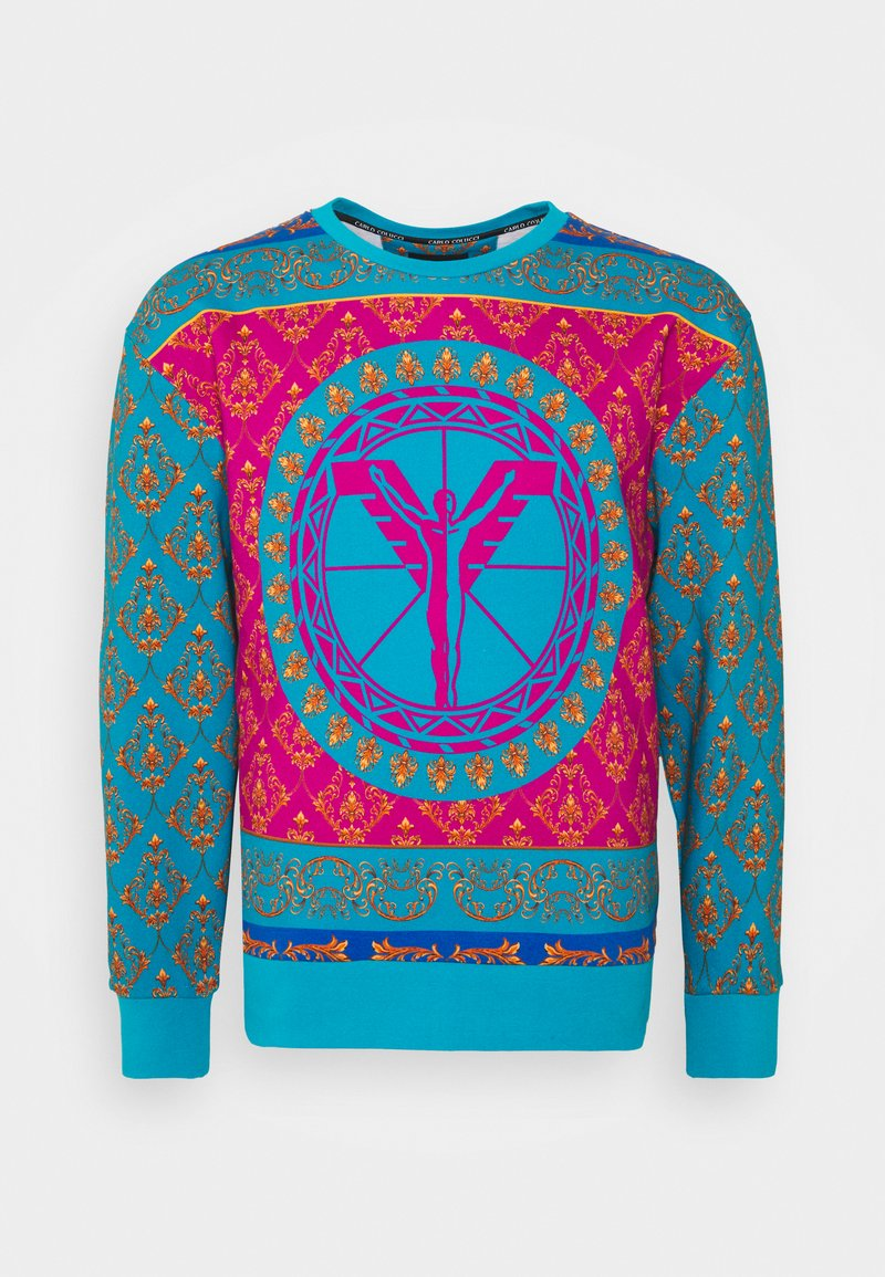 Carlo Colucci - Sweatshirt - blue