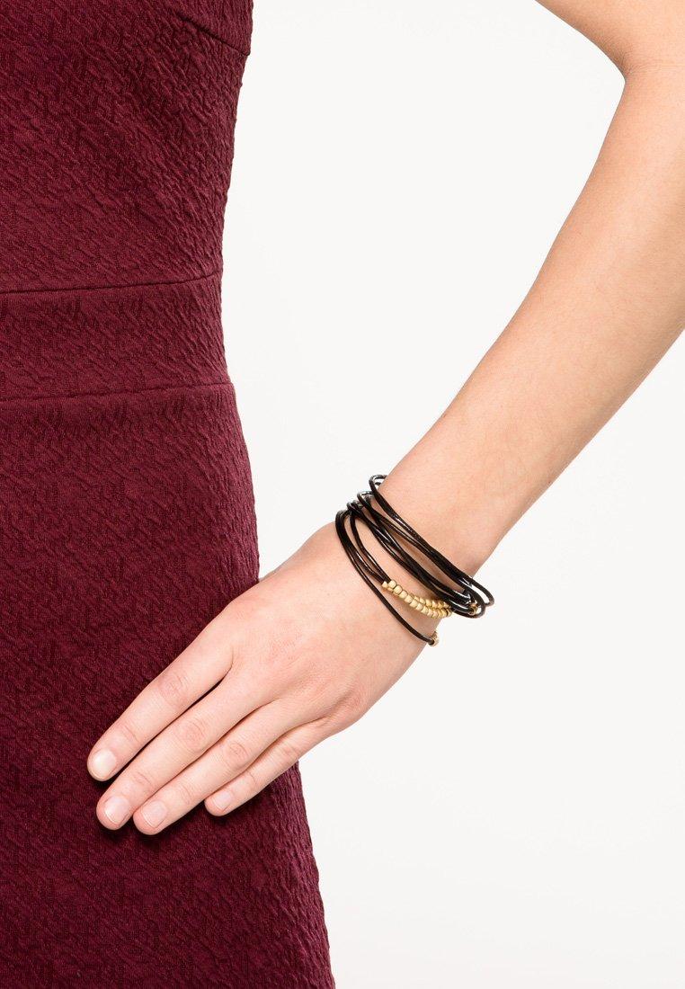 Sence Copenhagen - NEW SNAKE - Armband - black