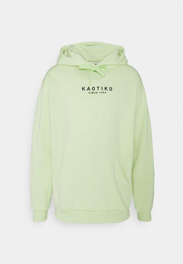 VANCOUVER UNISEX - Sweatshirt - yellow