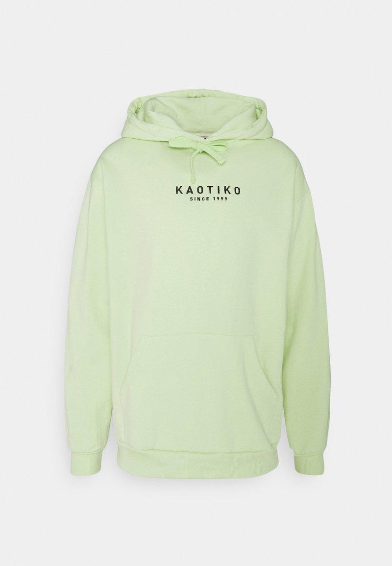 Kaotiko - VANCOUVER UNISEX - Sudadera - yellow