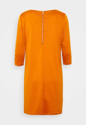 VITINNY NEW DRESS - Jersey dress - pumpkin spice