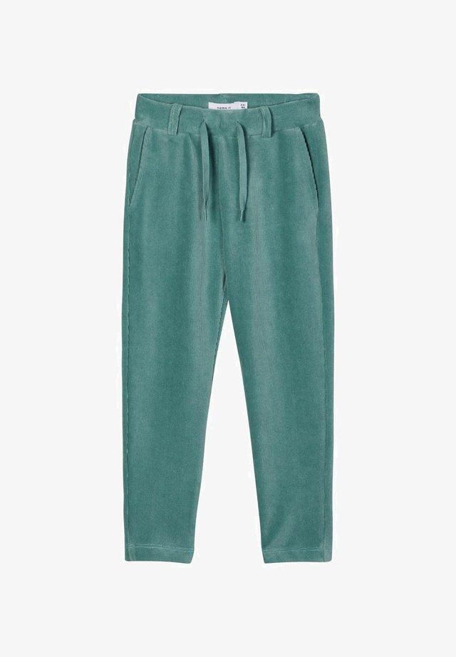 VELOURS - Pantaloni - trellis