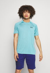 Under Armour - Basic T-shirt - cosmos - 0