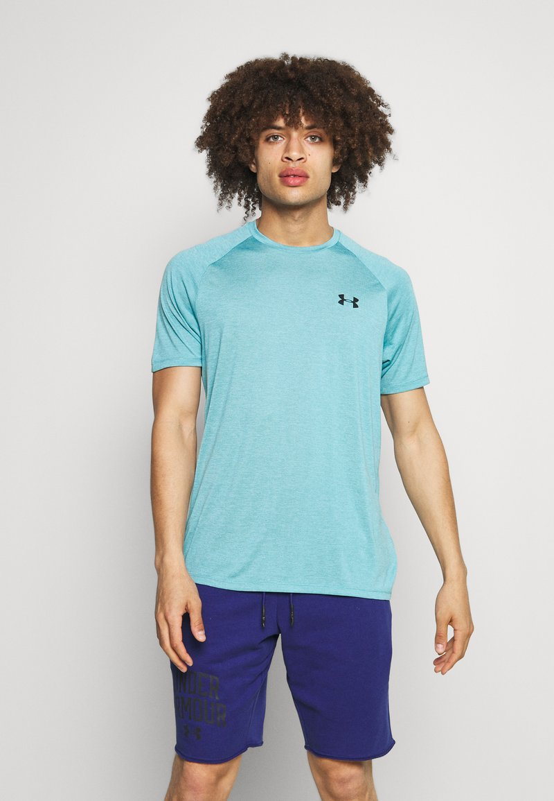 Under Armour - Basic T-shirt - cosmos