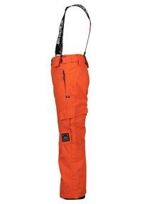 Rehall - Snow pants - orange - 2
