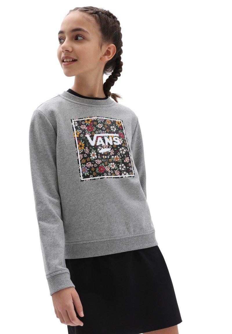 Vans - BOX - Sweatshirt - grey heather