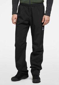 Haglöfs - BUTEO PANT - Outdoor trousers - true black - 0
