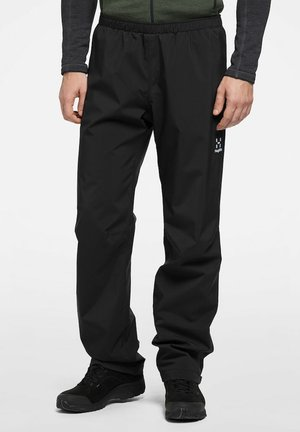 BUTEO PANT - Outdoor trousers - true black
