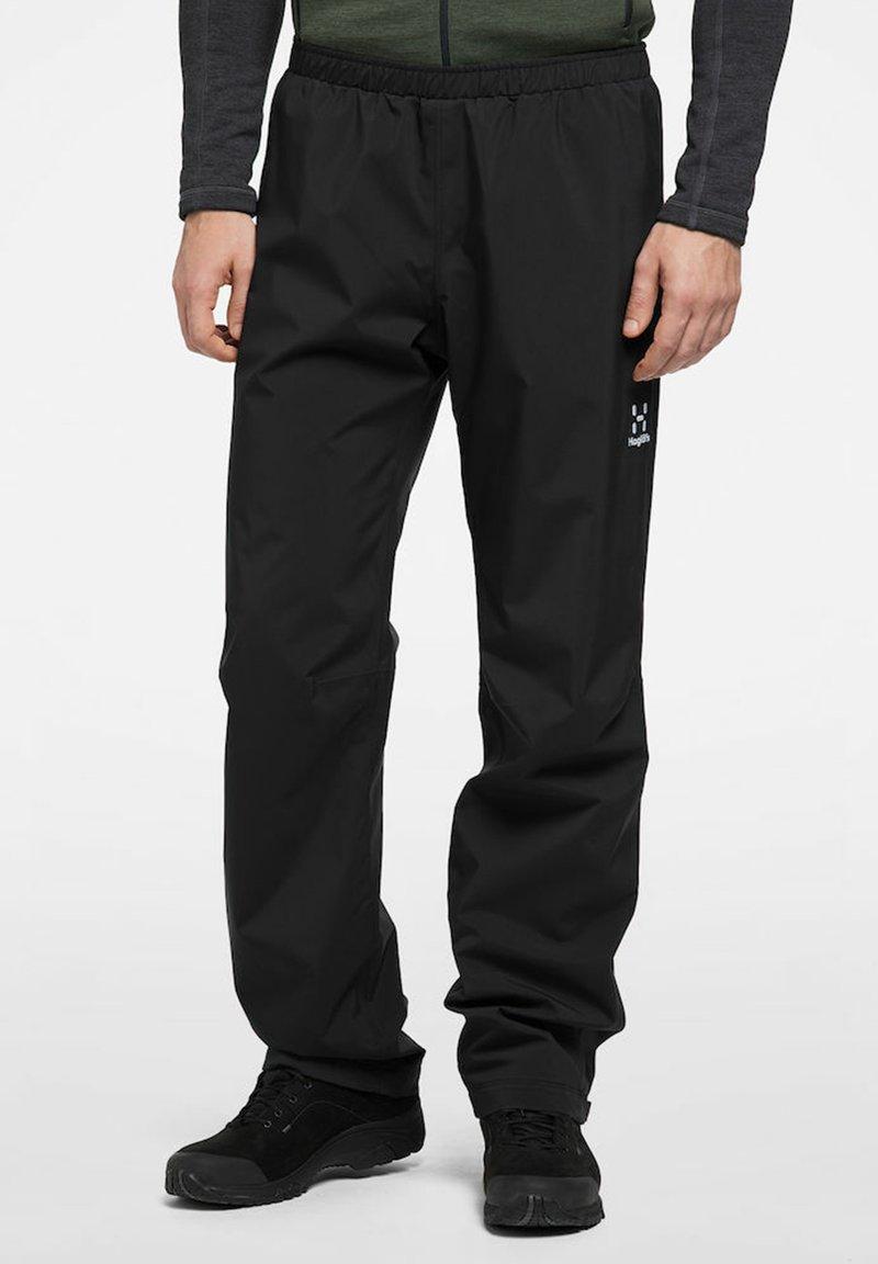 Haglöfs - BUTEO PANT - Outdoor trousers - true black