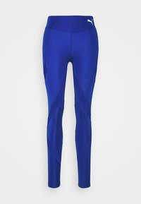 PAMELA REIF X PUMA MID WAIST LEGGINGS - Legging - mazerine blue