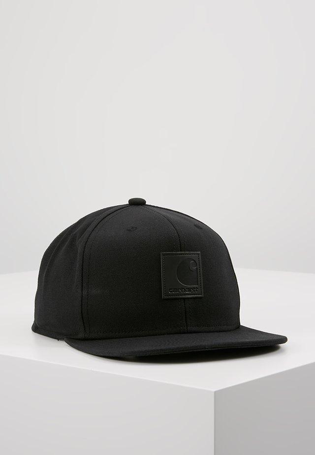 LOGO - Cap - black