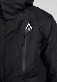 Wearcolour - ACE JACKET - Snowboardjakke - black - 8