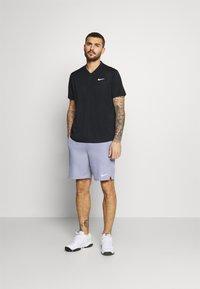 Nike Performance - BLADE - Sports shirt - black/white - 1