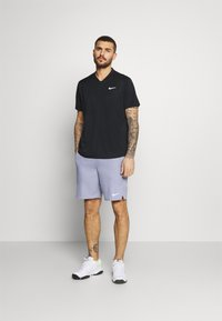 Nike Performance - BLADE - T-shirt - bas - black/white - 1