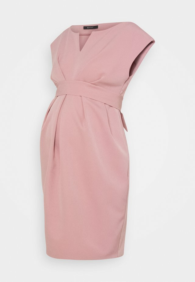 DAVEA - Vestito elegante - dirty pink