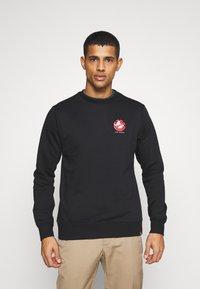Element - SPECTER CREW - Sweatshirt - flint black - 0