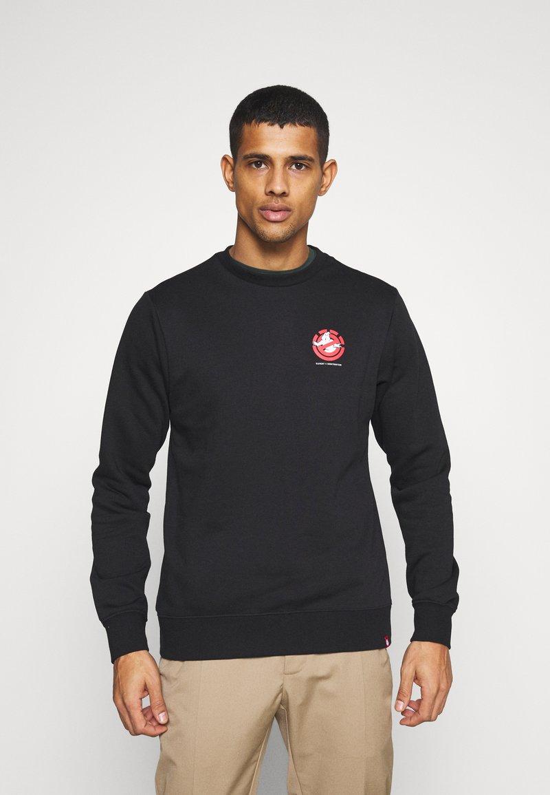 Element - SPECTER CREW - Sweatshirt - flint black