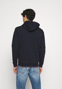 Tommy Hilfiger - BASIC HOODY - Zip-up hoodie - blue - 2