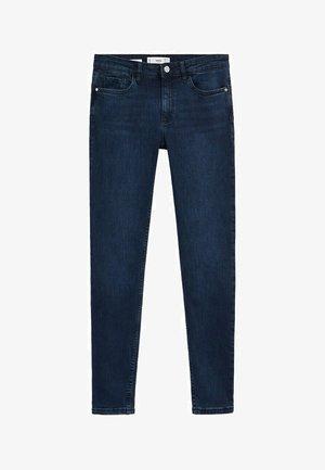 KIM - Skinny džíny - diep donkerblauw