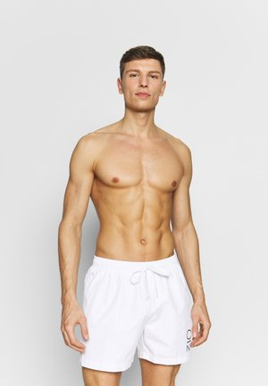 MEDIUM DRAWSTRING - Short de bain - white