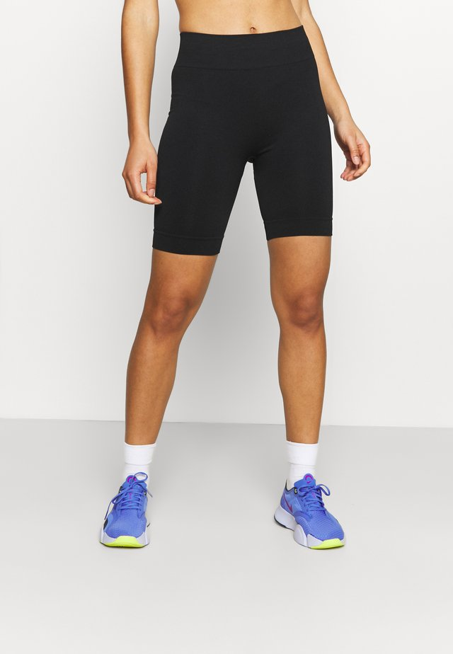 SHORT - Legging - black