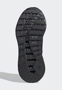 adidas Originals - ZX 2K BOOST J - Trainers - black - 3